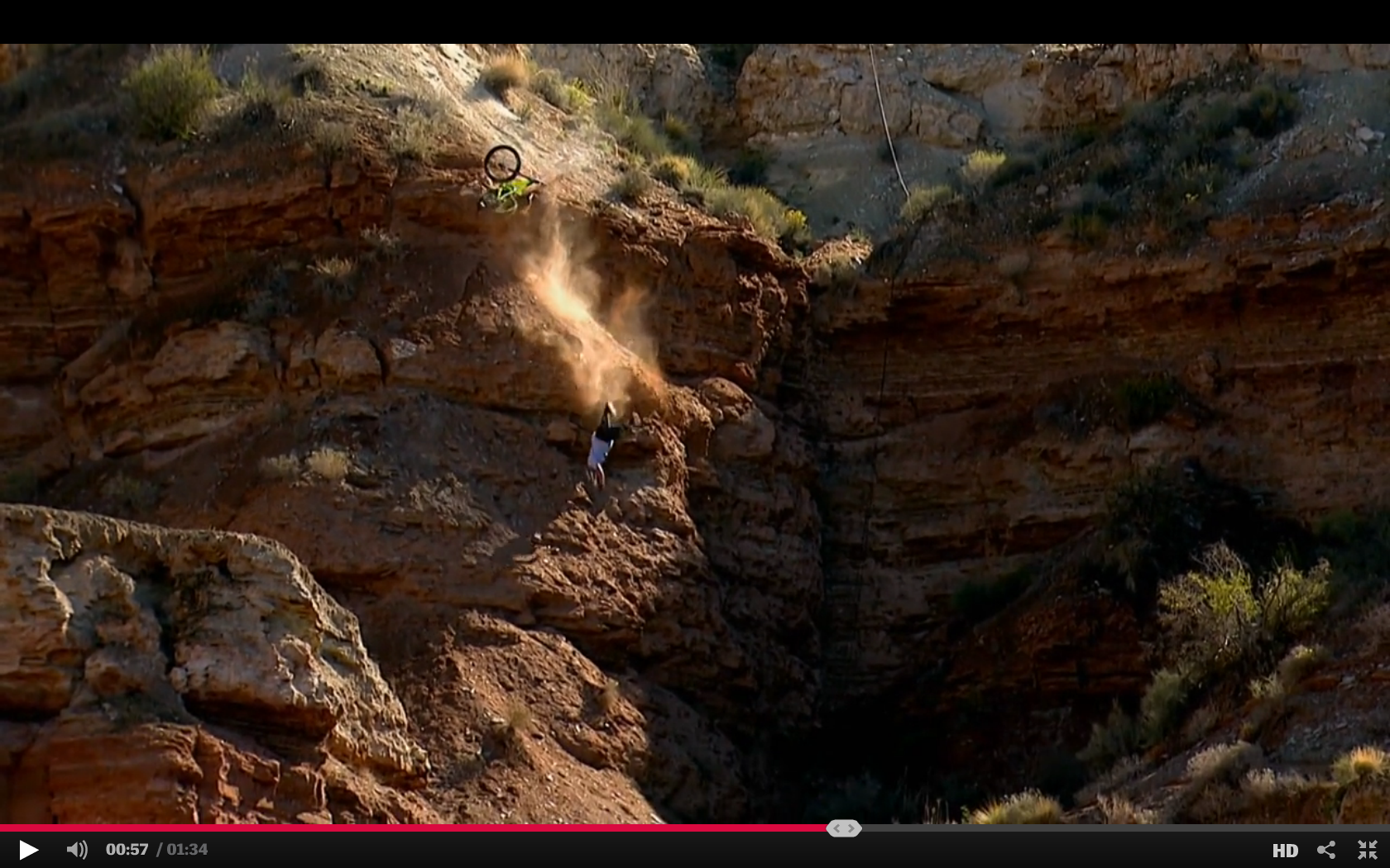 Video Red Bull Rampage Relive The Worst Crashes Of 2013