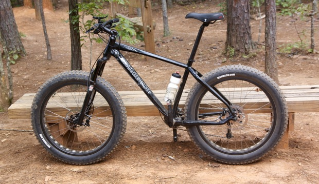 Bikesdirect Bike Reviews NightTrain Bullet fat bike