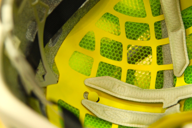 The Forefront helmet, which Corey recently reviewed, now offers a layer of MIPS protection