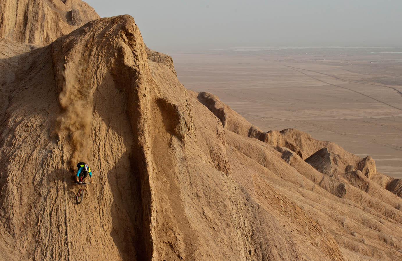 Where the Trail Ends: The Gobi Desert. Photo John Wellburn/Red Bull Content Pool.