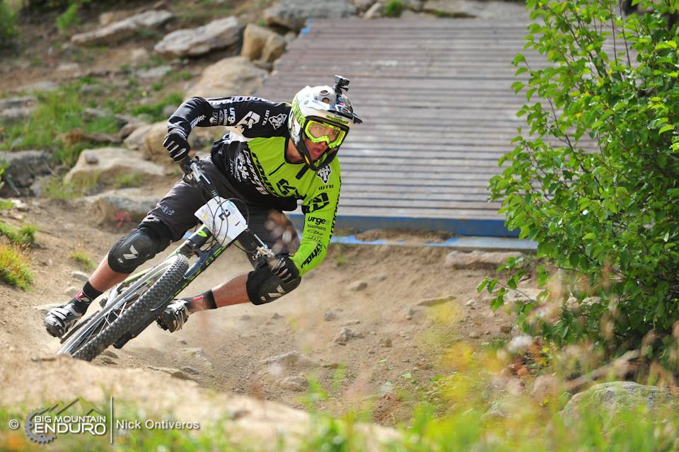 Photo: Nick Ontiveros / Big Mountain Enduro