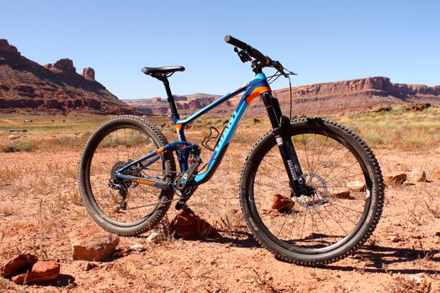 4c9ddd0123f Review: Giant Anthem Advanced SX 27.5 - Singletracks Mountain Bike News
