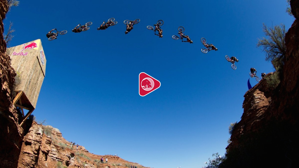 2014-10-08 red bull rampage highlights