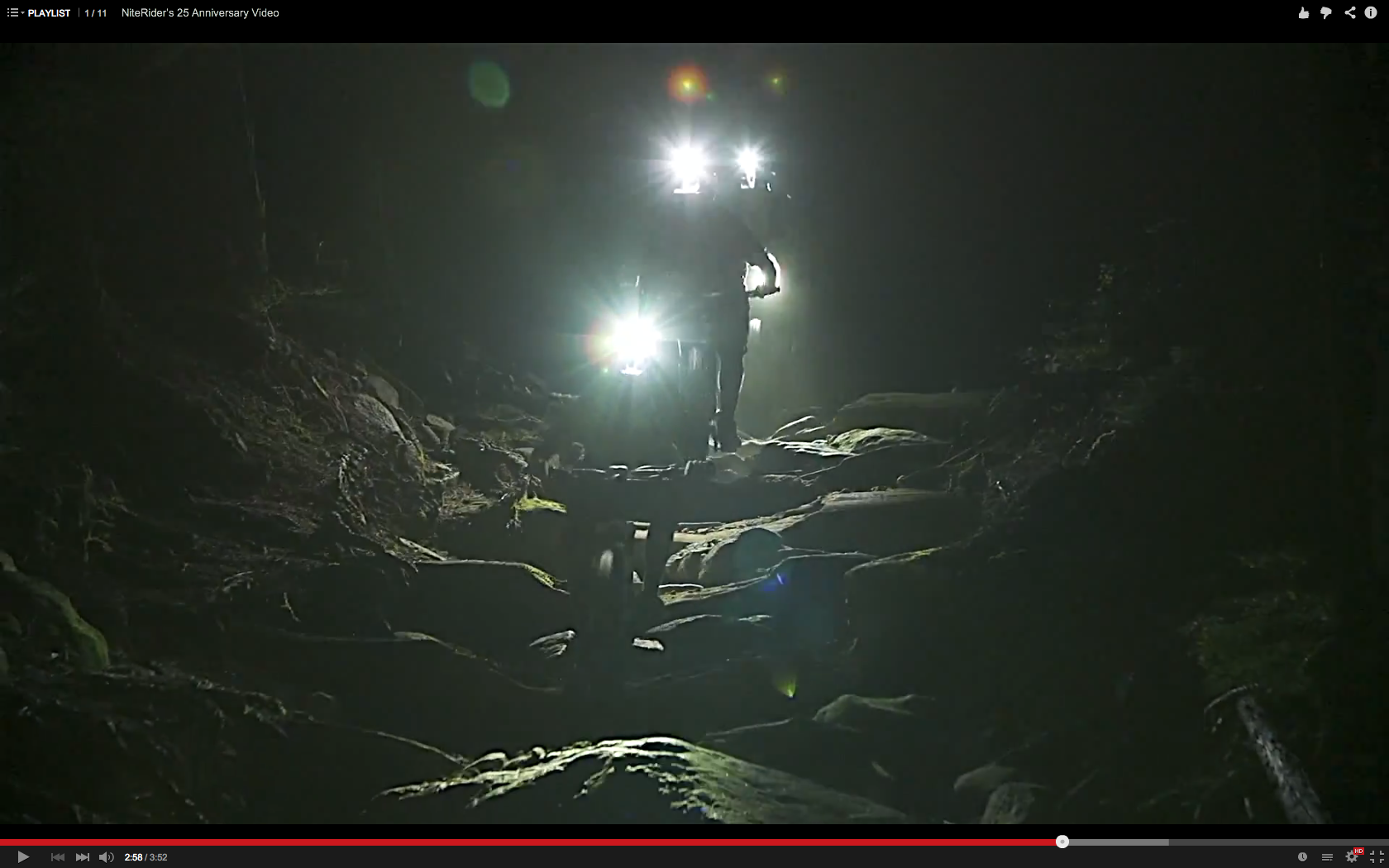 2014-10-15 niterider video