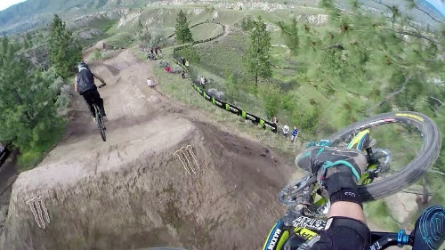 Video Party Riding Kamloops Style Singletracks