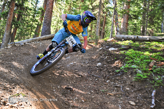 Nate Hills crushed his competition at the Keystone Big Mountain Enduro this year on his home turf, and went on to  win the 2014 Big Mountain Enduro Series Overall. Hills has confirmed he will be back next year to defend his titles.