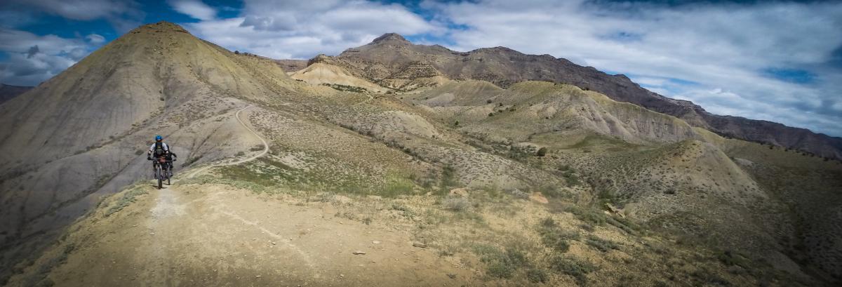 Trail: Zippety Do Dah, 18 Road, Fruita, Colorado. Photo: Delphinide.