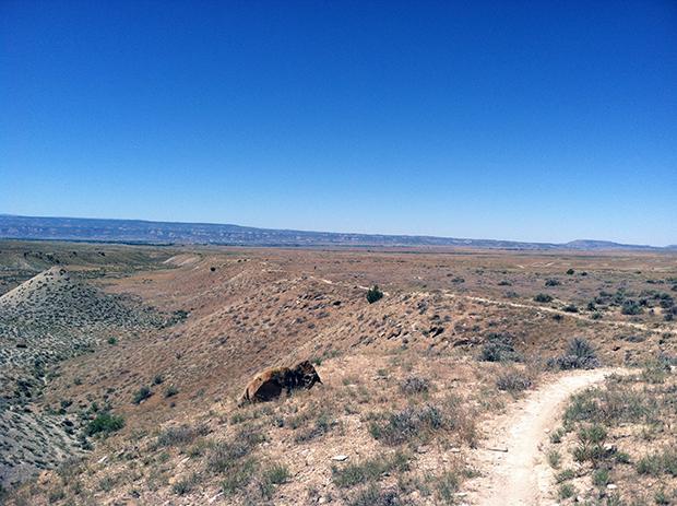 2014-12-04 exploring local trails