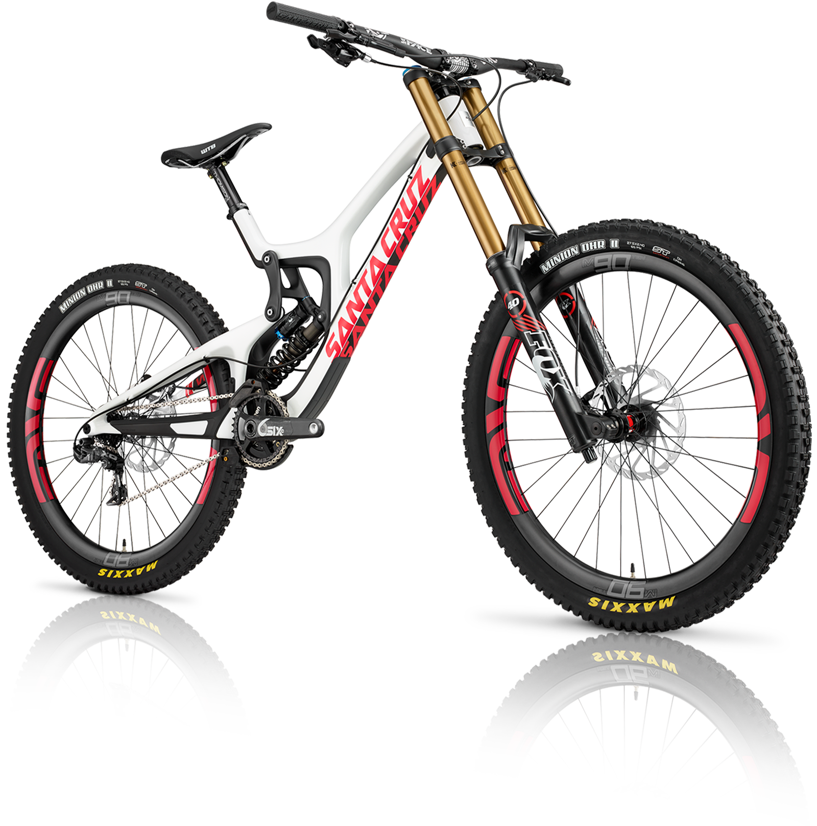 News Santa Cruz Releases All New V10 Carbon Downhill Bike Singletracks Mountain Bike News