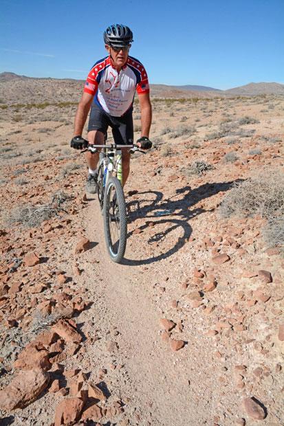 Photo: Richard Stephens. Rider: David Spicer.