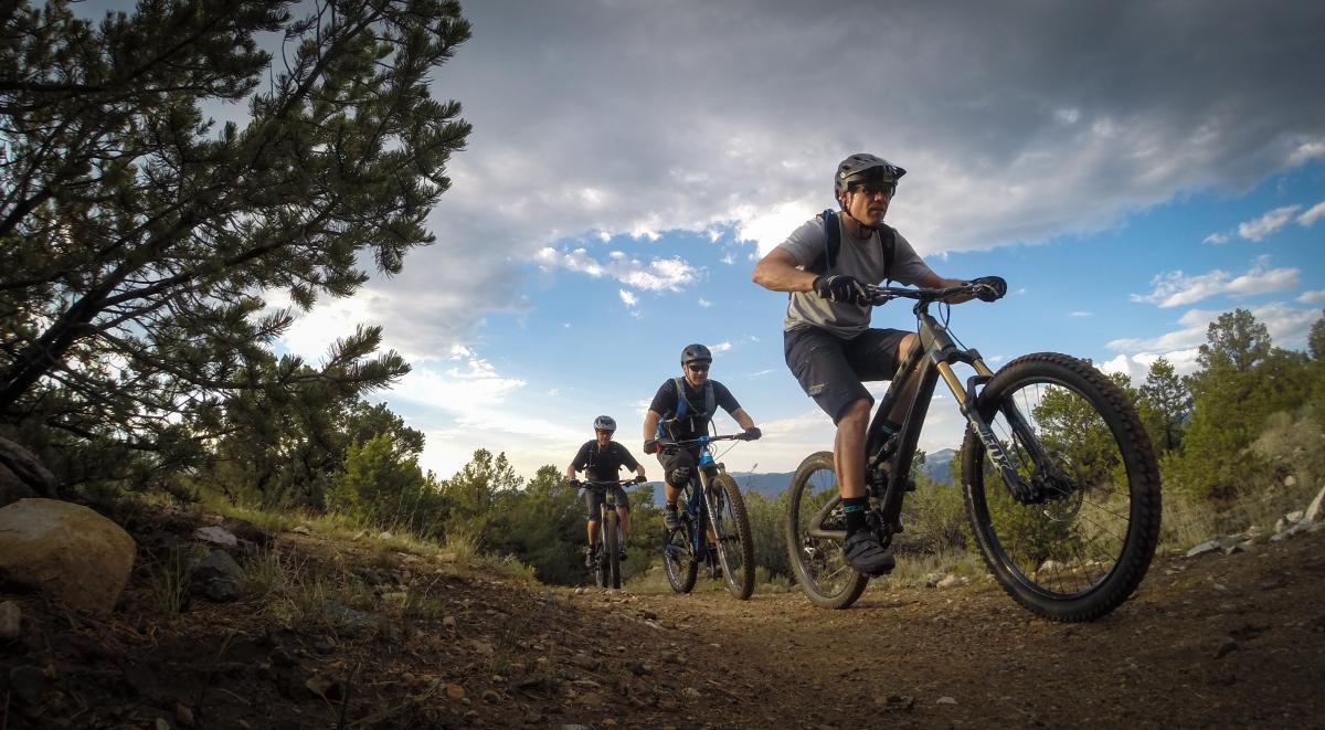 Methodist Mountain, Salida, Colorado. Photo: Delphinide.