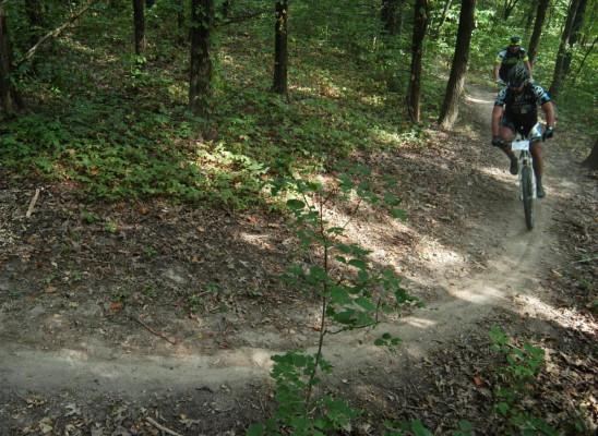 Tall Oak Challenge, Binder Lake, Jefferson City, Missouri. Photo: CFM