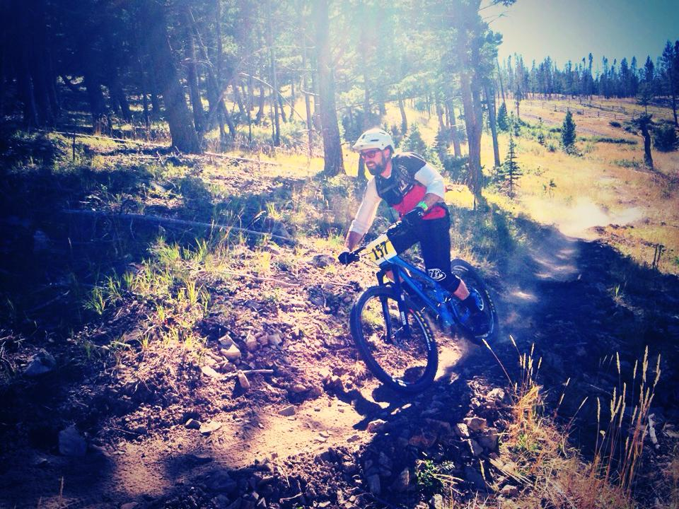 Photo from the Montana Enduro Series Facebook Page