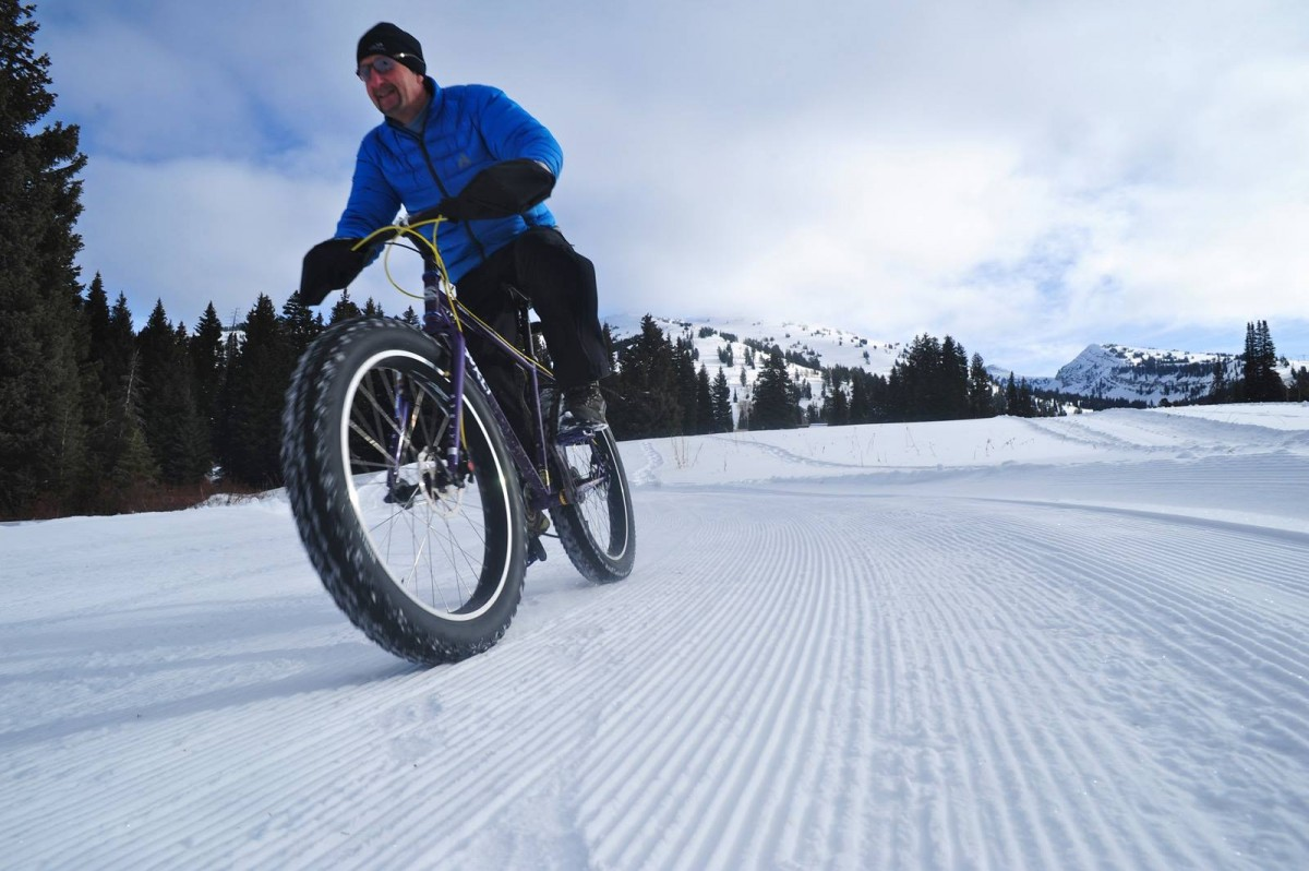 Photo: Grand Targhee Resort