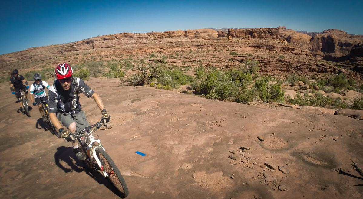 Hymasa Trail, Moab, Utah. Photo: Michael Paul