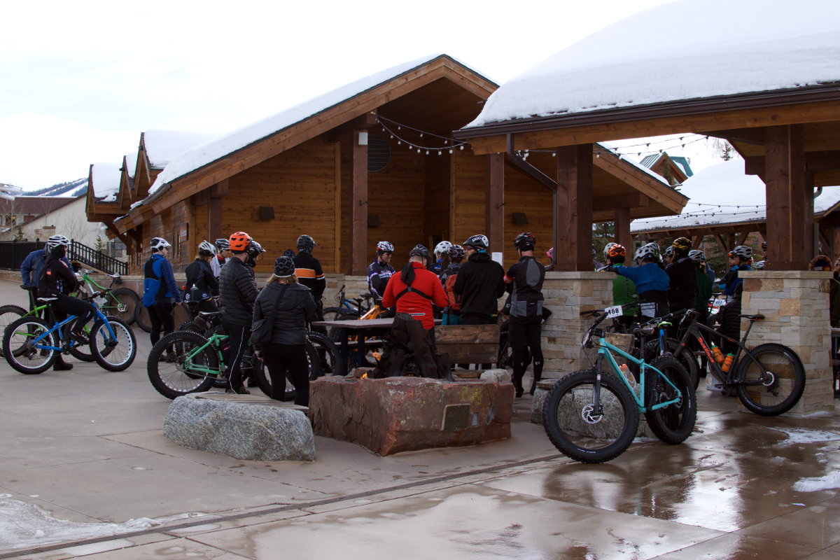 Winter Park Fat Bike Race - Pre-Race Meeting