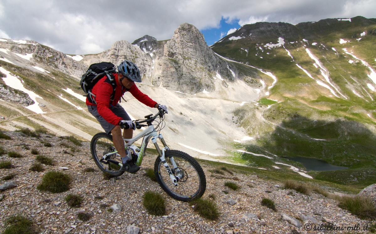 Riding in Italy. Photo: Sergio Barboni.