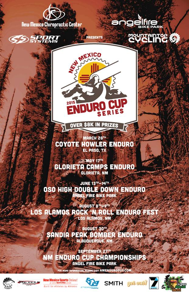 2015 New Mexico Enduro Cup Lineup