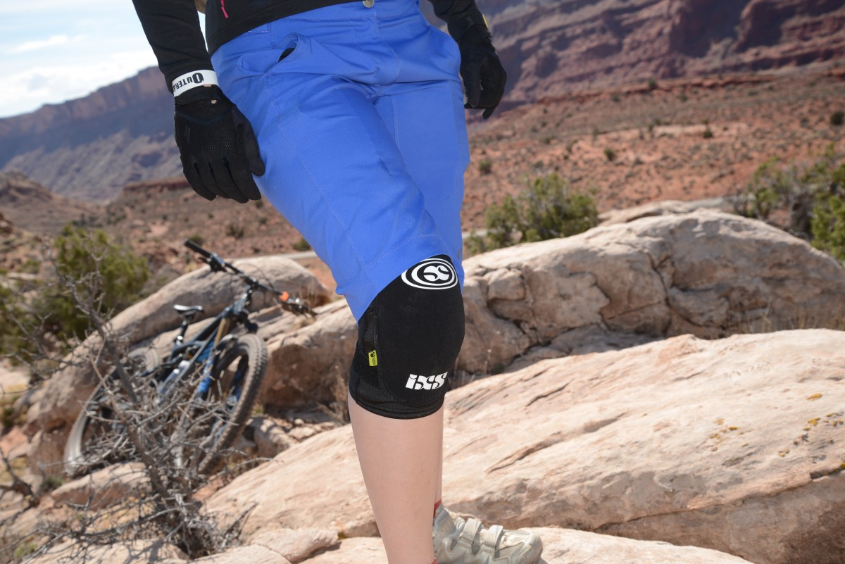 Year round knee pads that don't suffocate your knee caps.