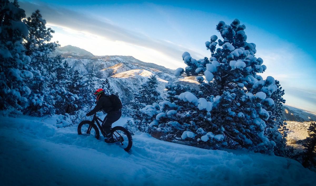 Trail: Chimney Gulch, Golden, Colorado. Photo: Michael Paul