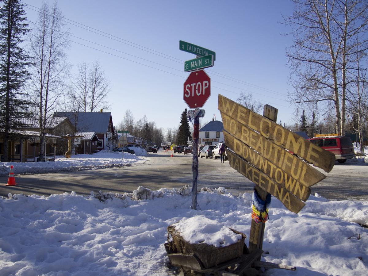 Talkeetna, the quintessential Alaskan town