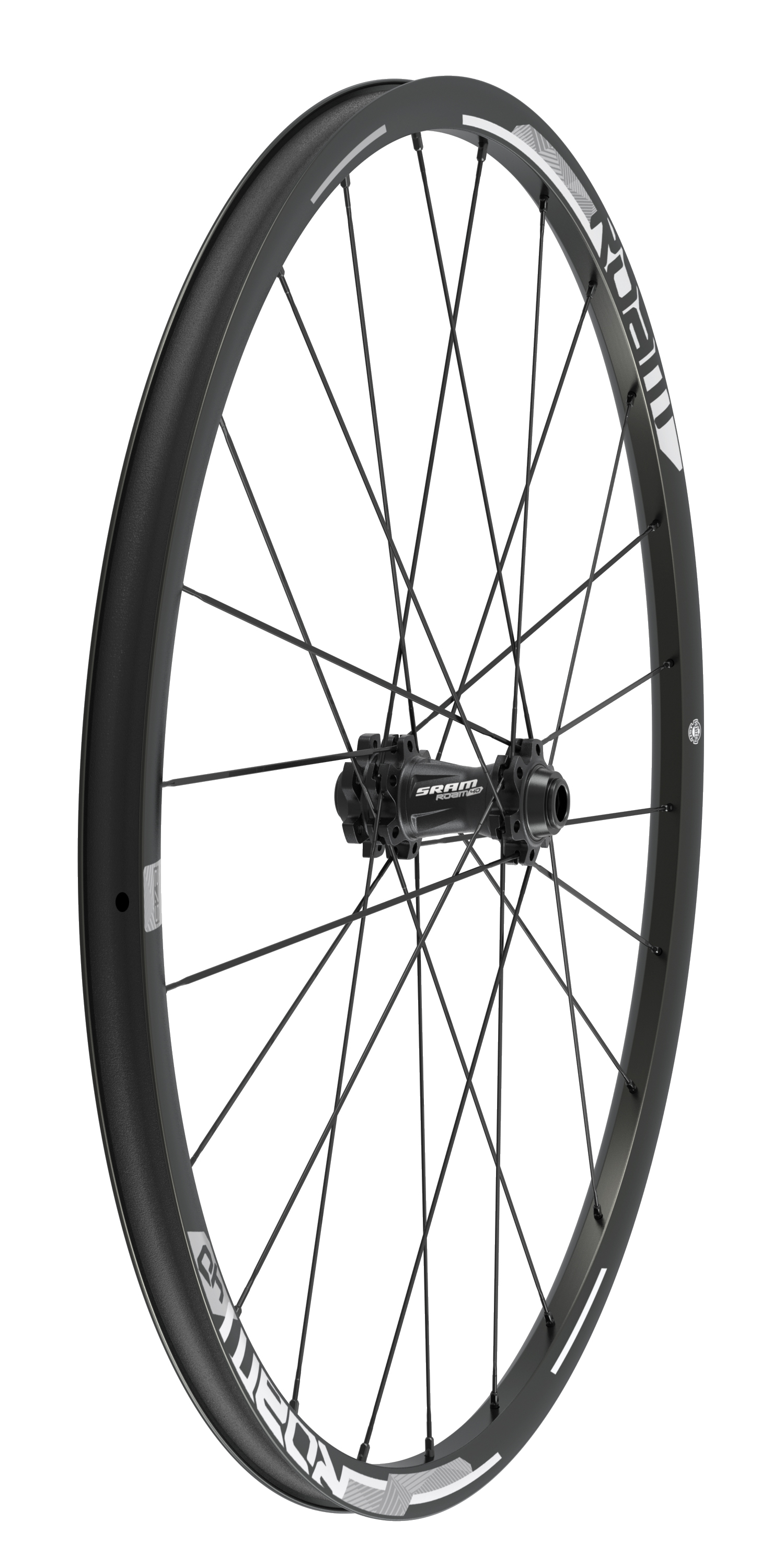 New SRAM Roam 40 Front Wheel