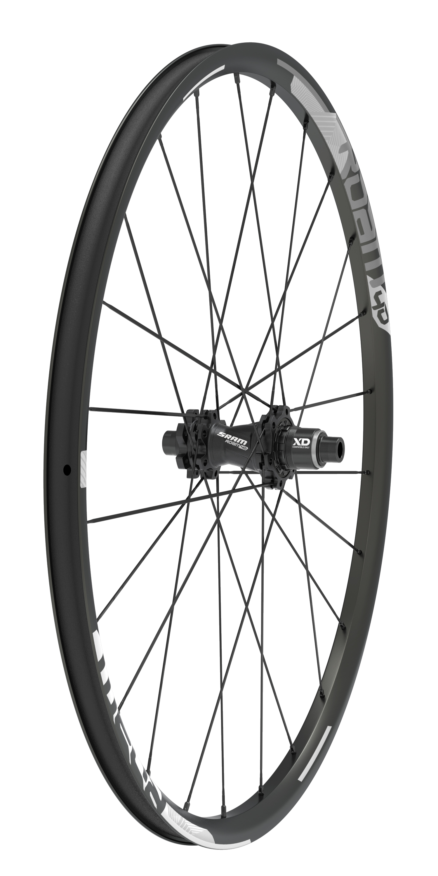 New SRAM Roam 40 Rear Wheel