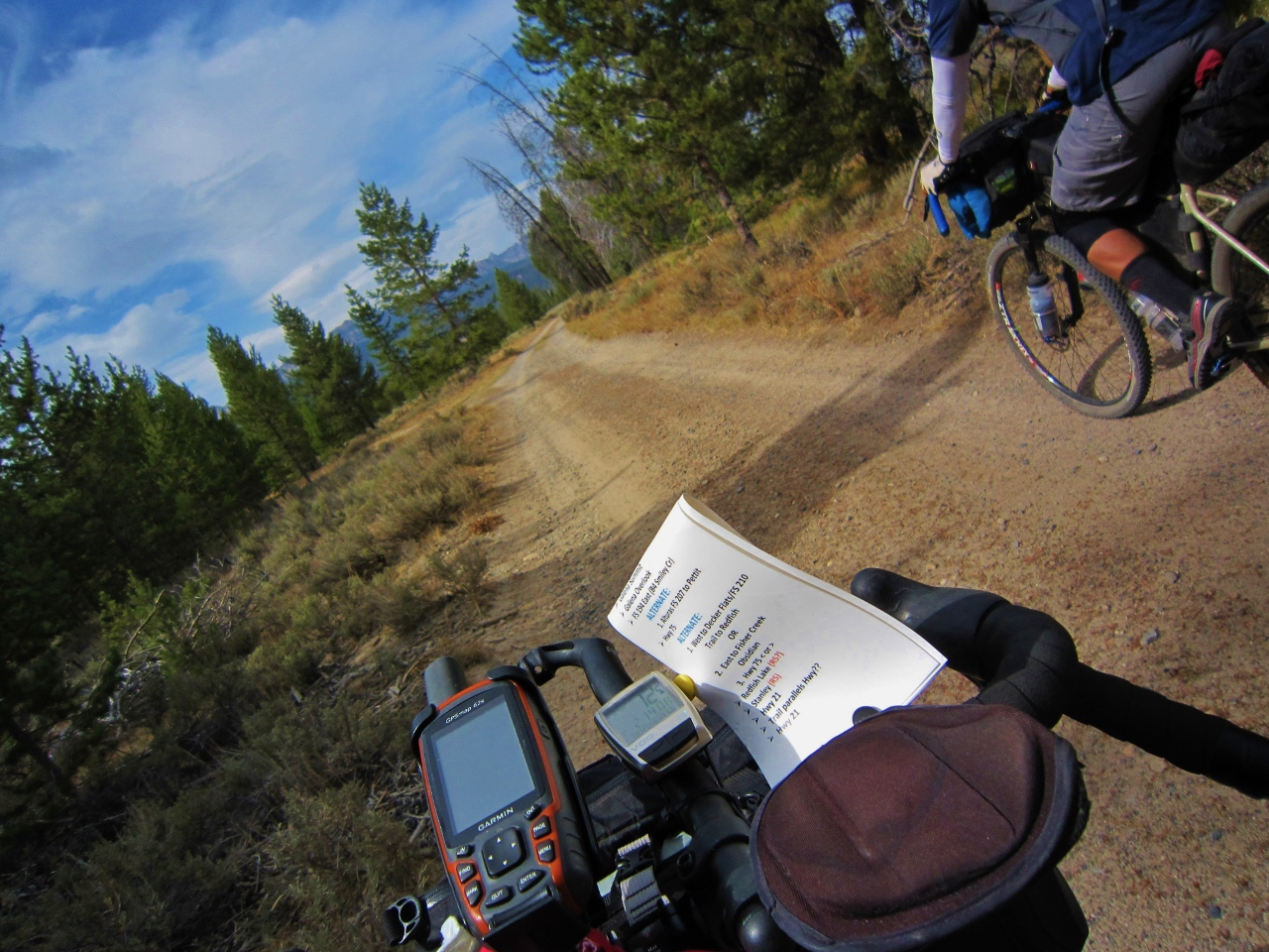 Navigating through Idaho's vast national forests - Photo courtesy of the Smoke n' Fire web page
