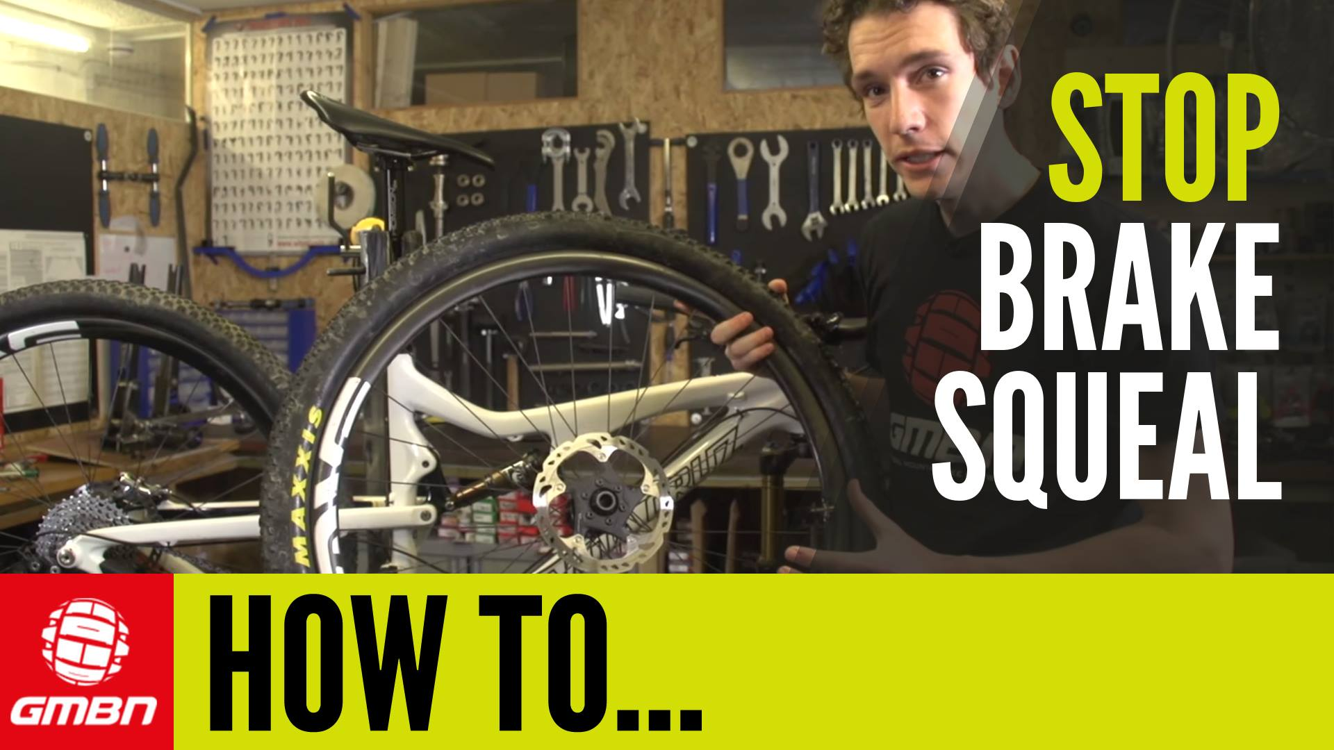 Video How To Stop Your Disc Brakes Squealing