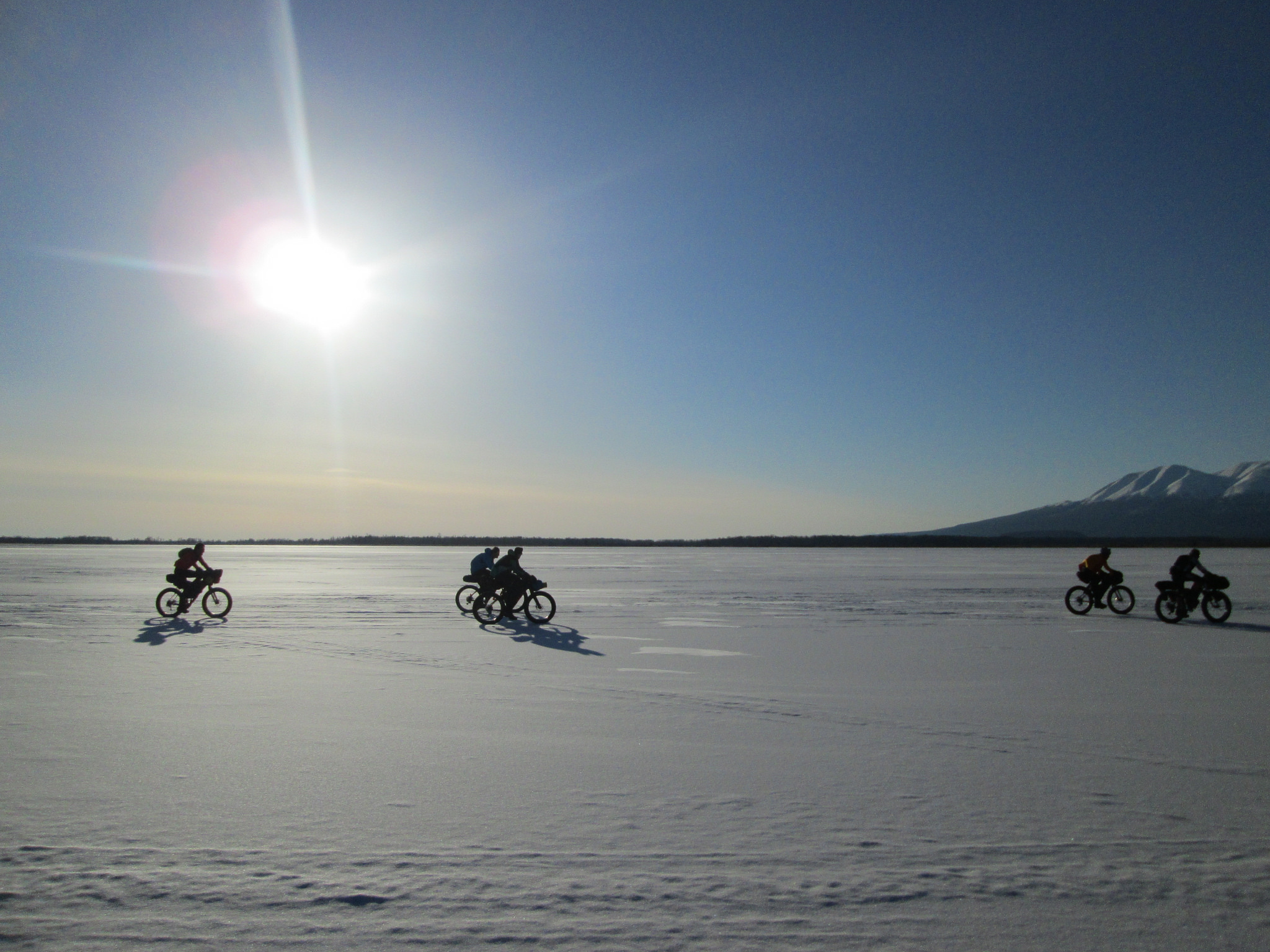 Photo: Iditarod Trail Invitational