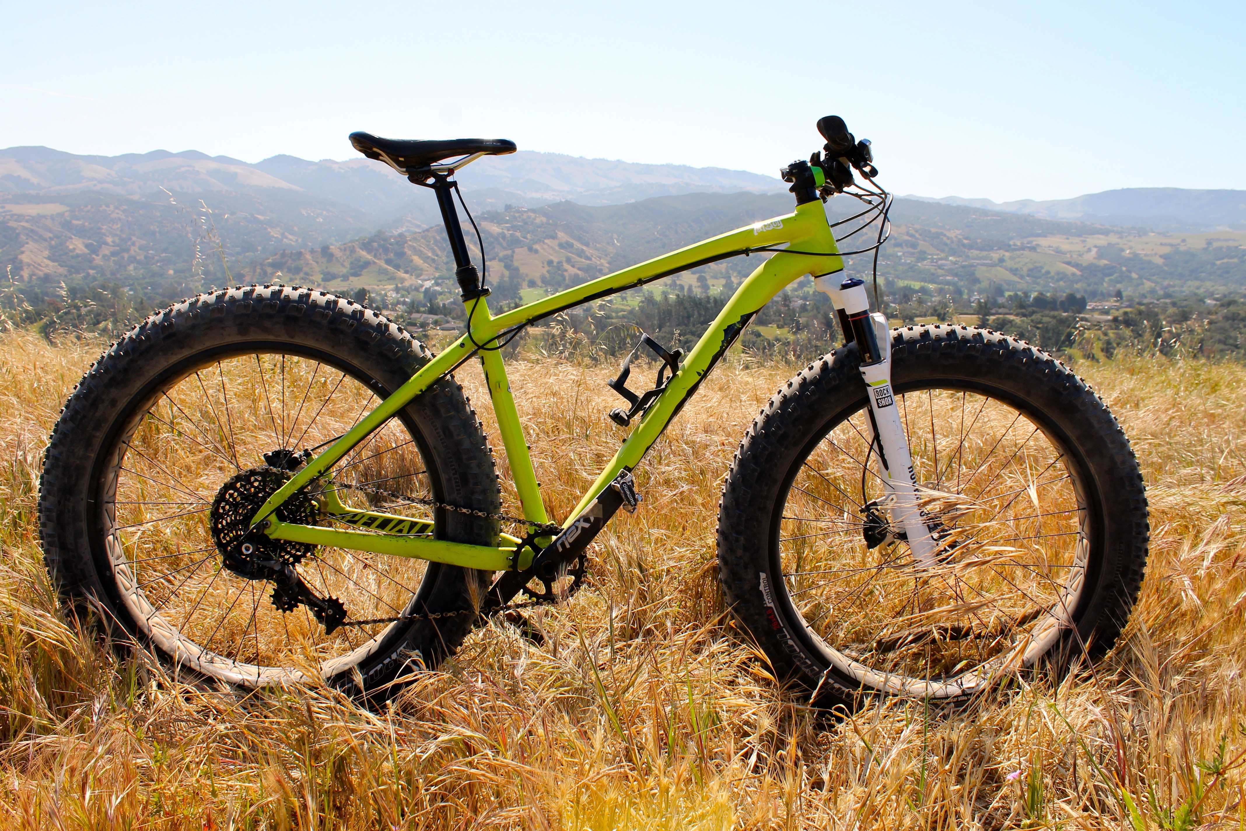 Test Ride Review: Specialized Fatboy Pro Fat Bike