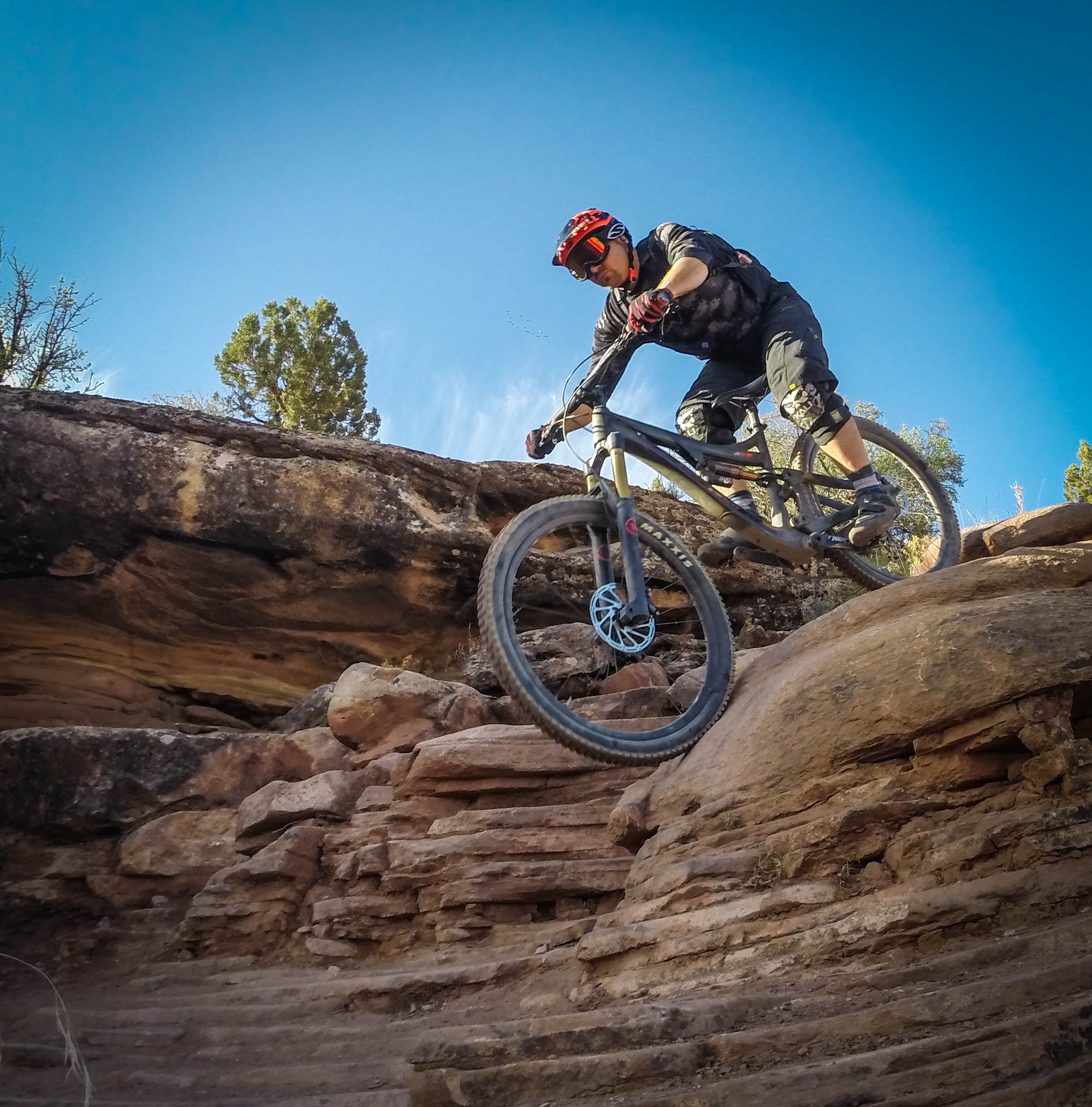 Review Sram Guide Rsc Brakes Singletracks Mountain Bike News Disc Brake Pad Avid X0 Trail R Rs After Testing These On Two Bikes From 5 Degrees To 85 In Snow And The Deseert I Can Honestly Say They Are Awesome