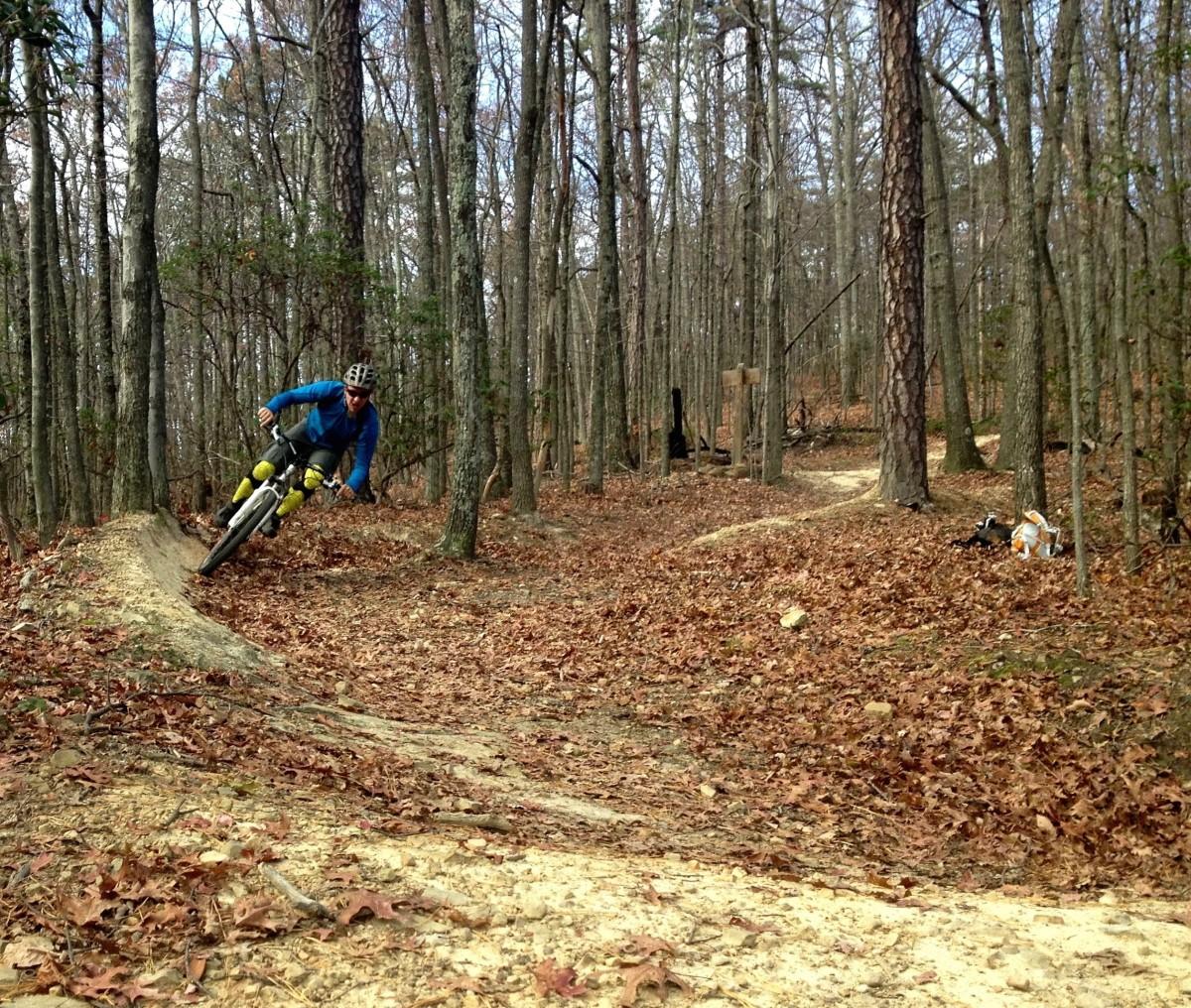 Rider: Greg Heil. Photo: Dan Lucas.