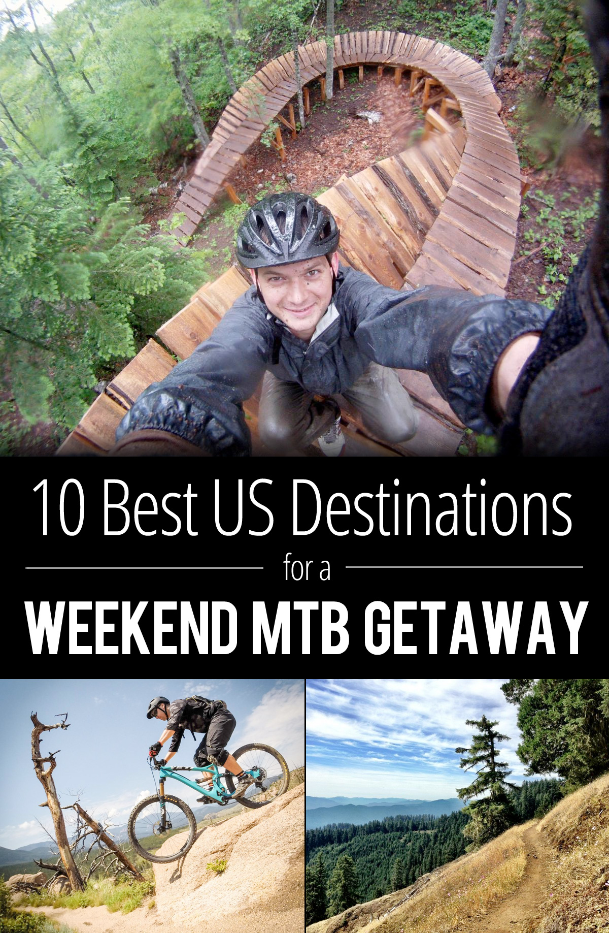 Fl class mountain biking articles for Best weekend get aways