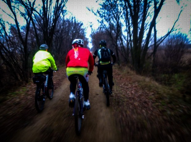 the gandy dancer trail is a favored ride throughout the year
