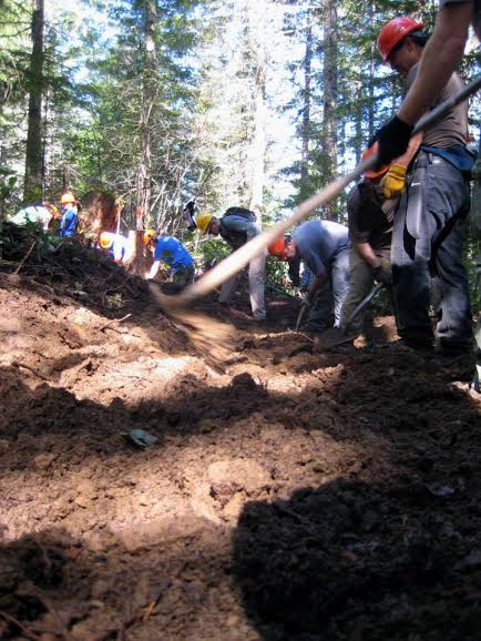 build day alsea falls