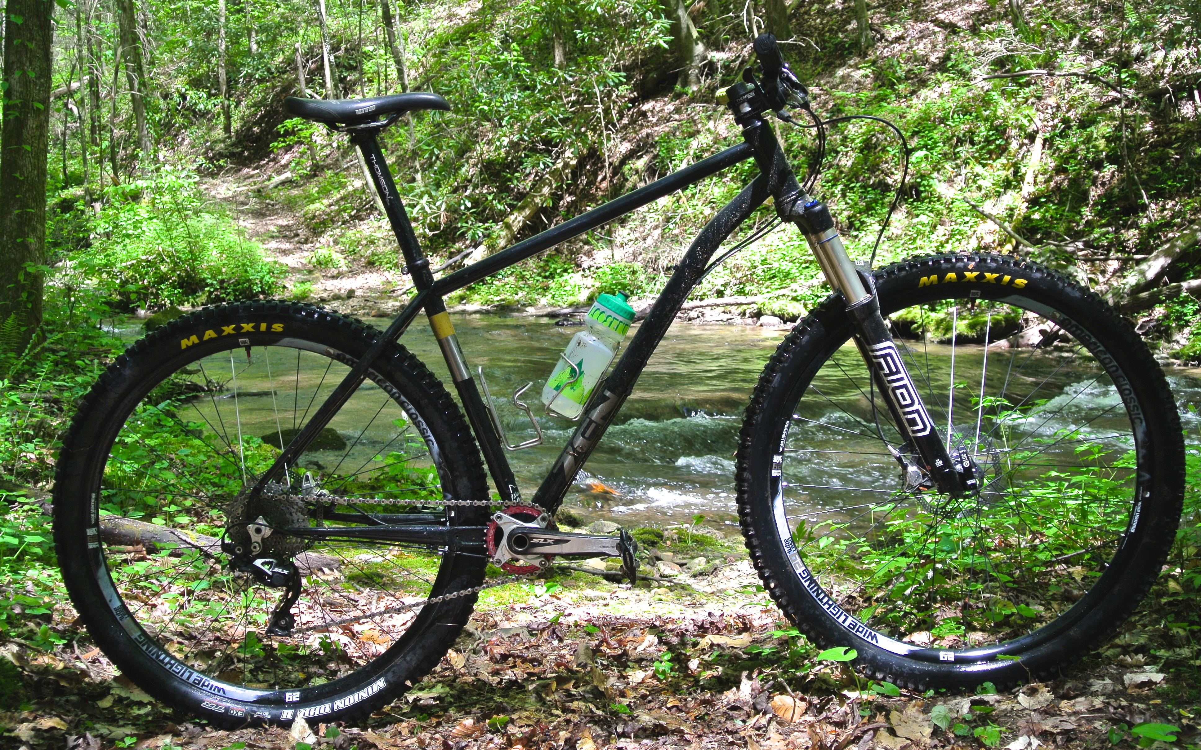 On Review Zen Trail Frame Singletracks Mountain Bike News