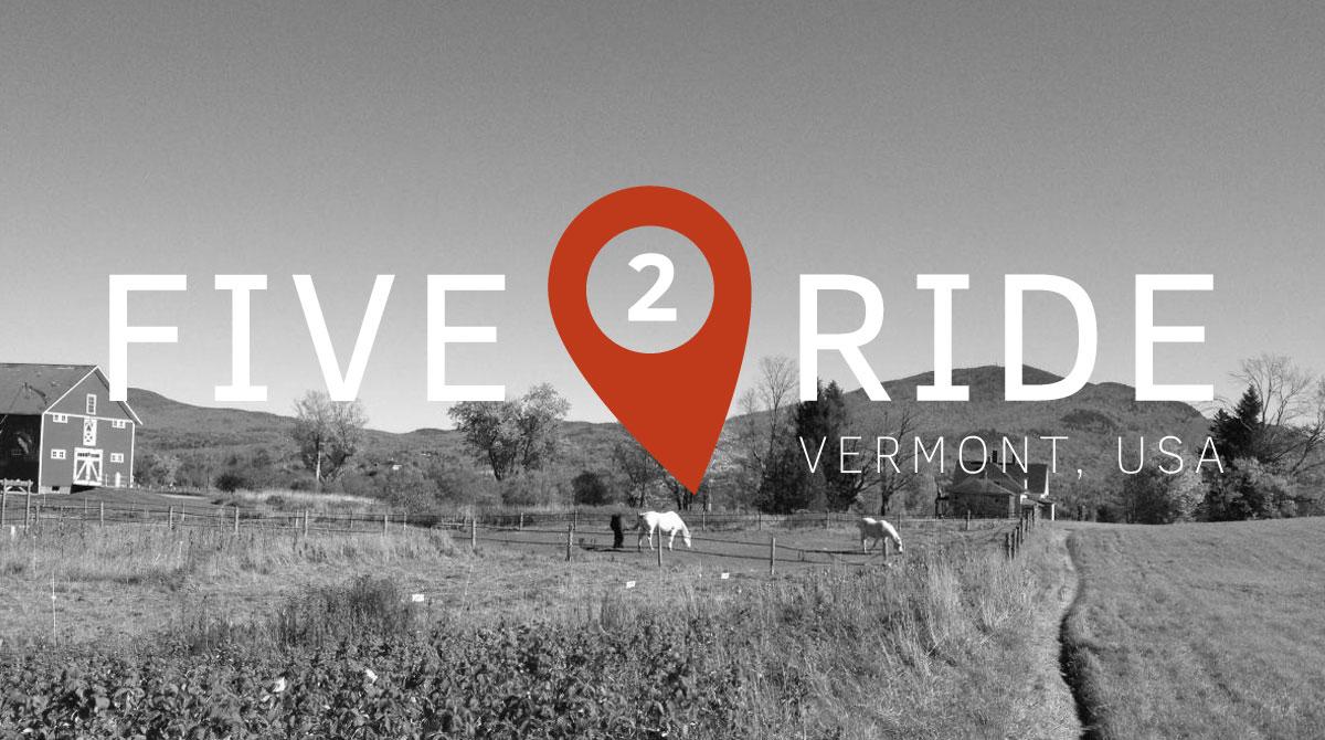 five2ride_vermont