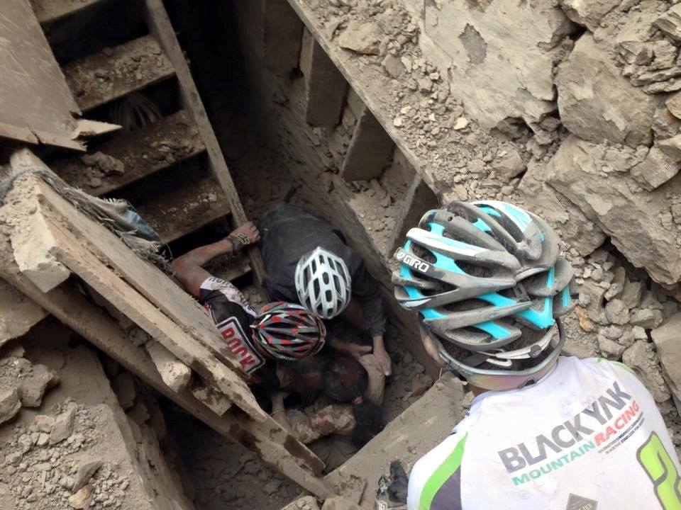 Photo: Nepal Cycling Association