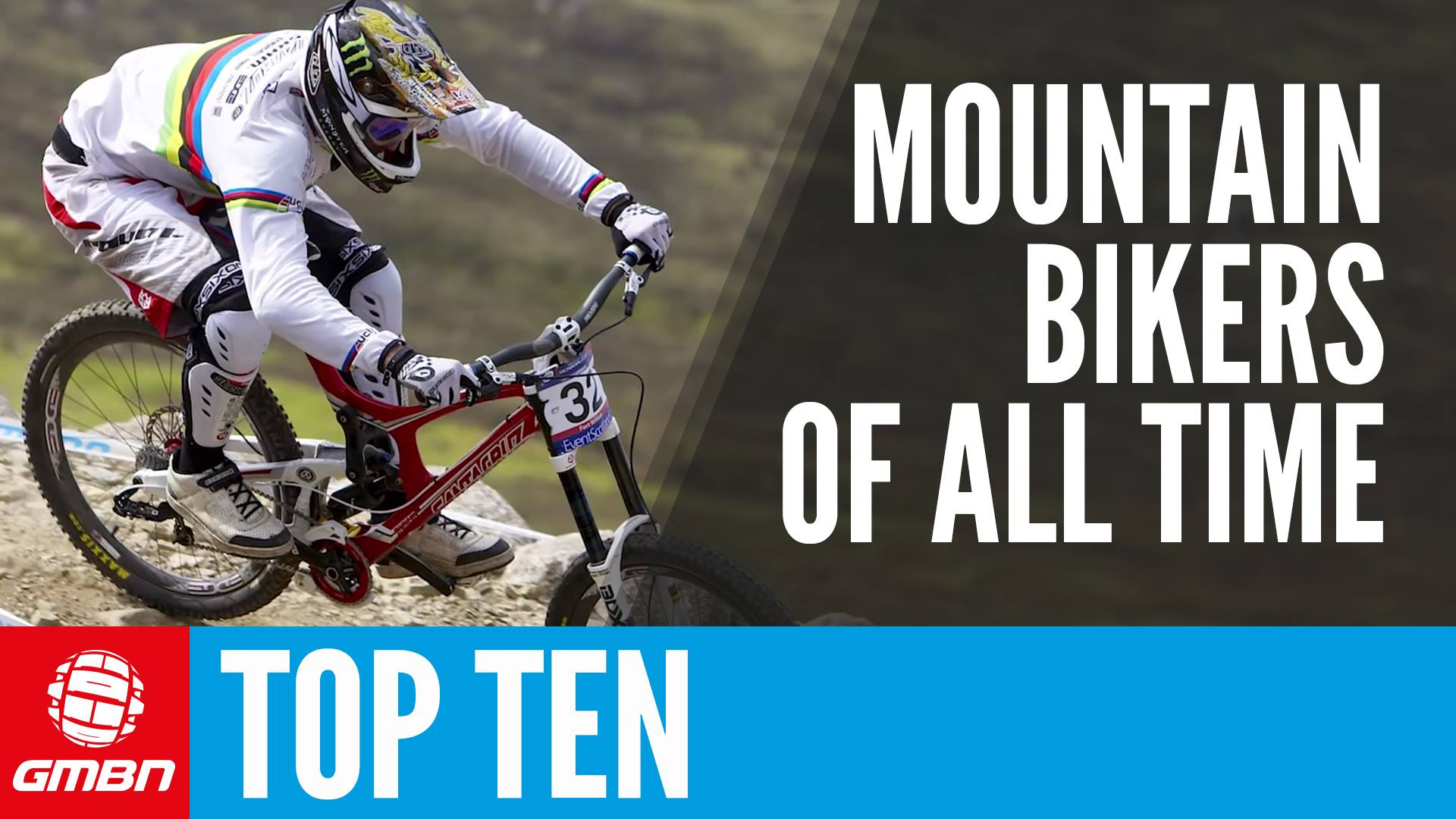 Video Top 10 Mountain Bike Riders Of All Time Who Is