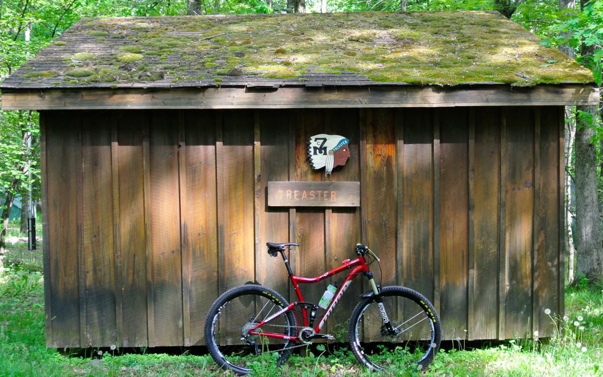 Now that looks like a proper mountain bike!