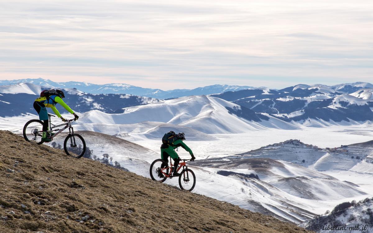 Sergio Barboni and friends explore the Italian Alps.
