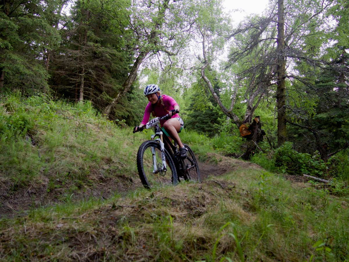 Charging the downhill