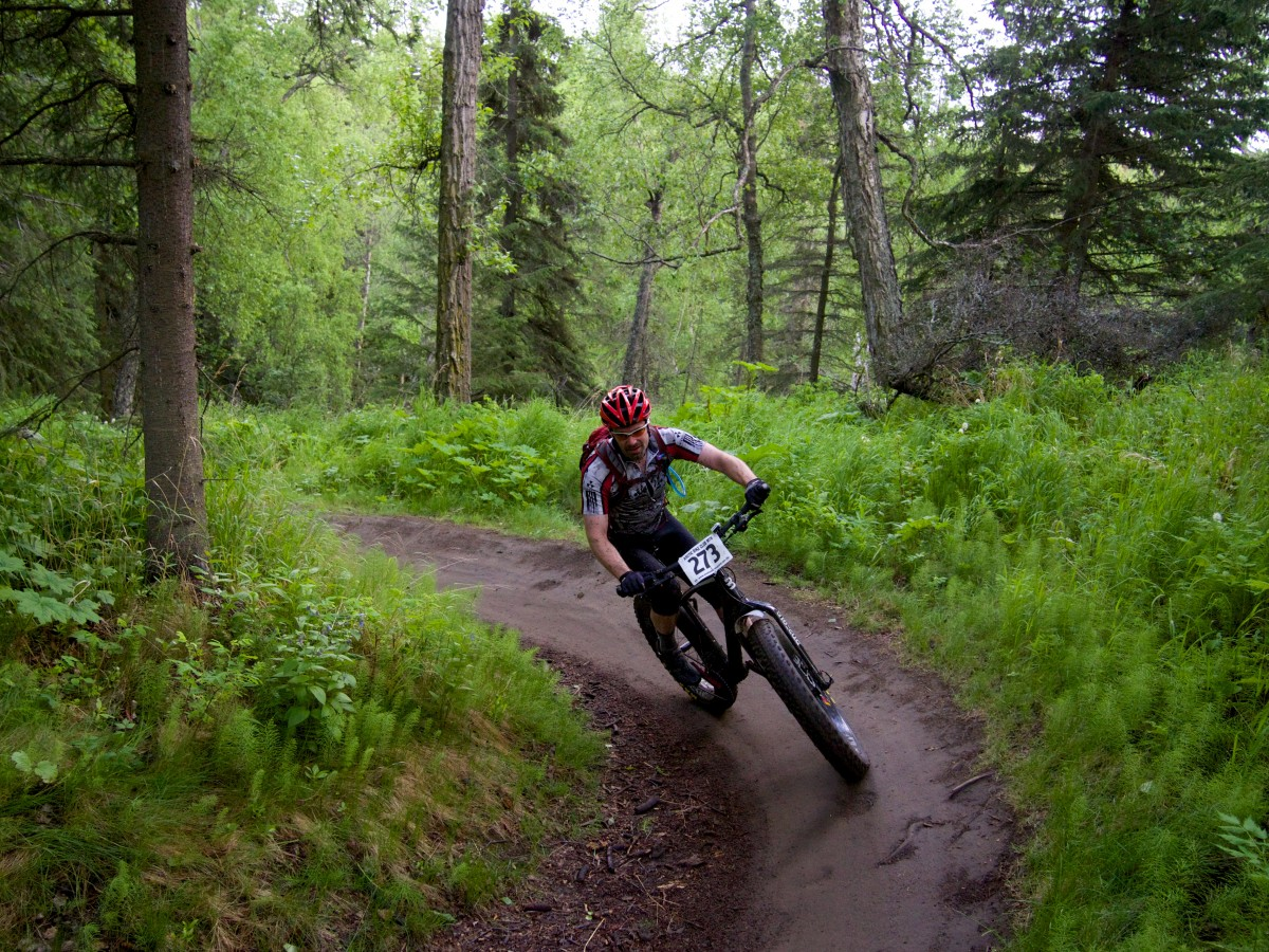 They love their fatbikes up in the 49th state