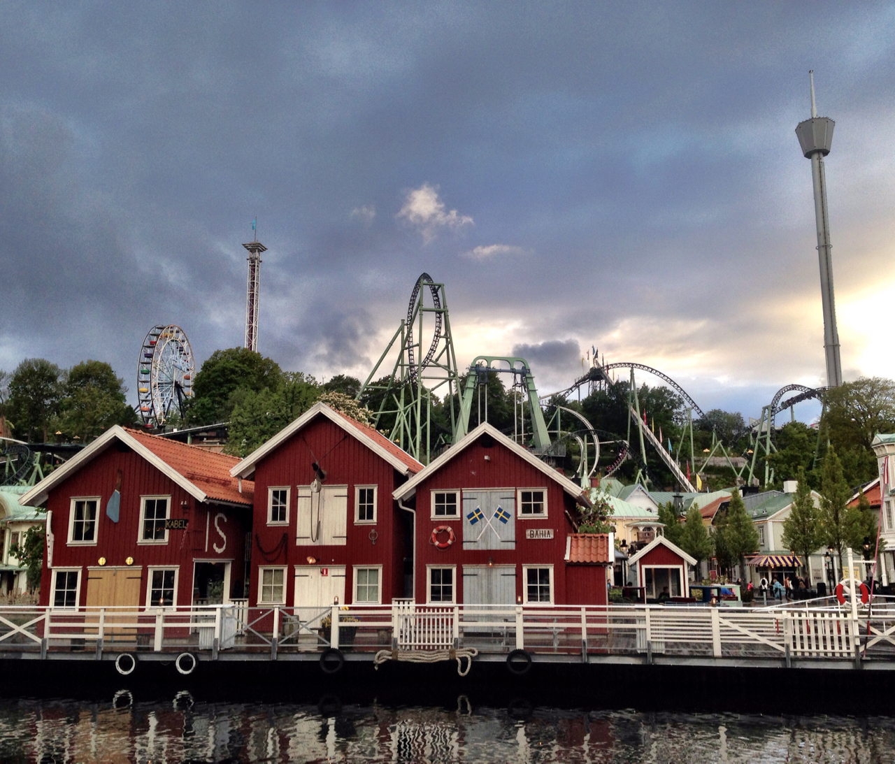 10 Gothenburg Attractions To Entertain Your Family While