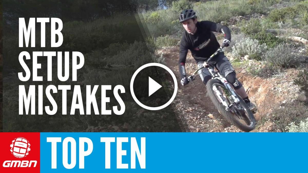 2015-07-08 top 10 setup mistakes