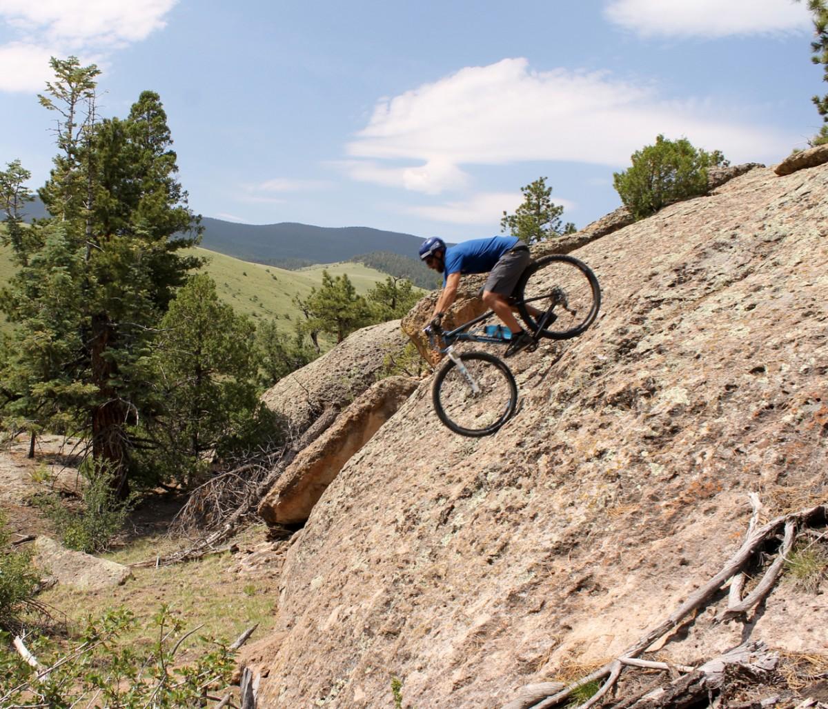 del norte, colorado: mountain bike destination on the rise
