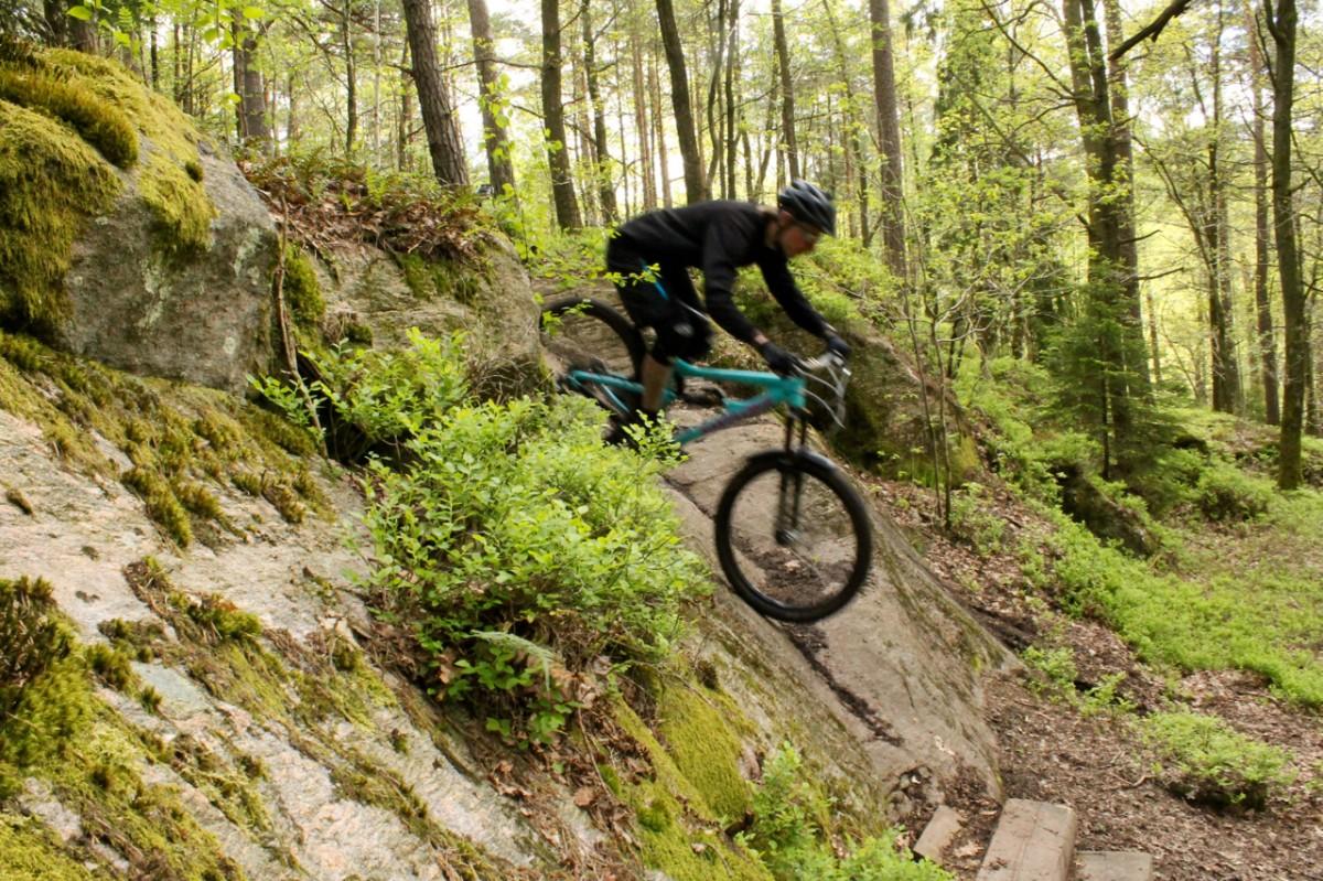 Rider: Leo Ranta. Photo: Greg Heil