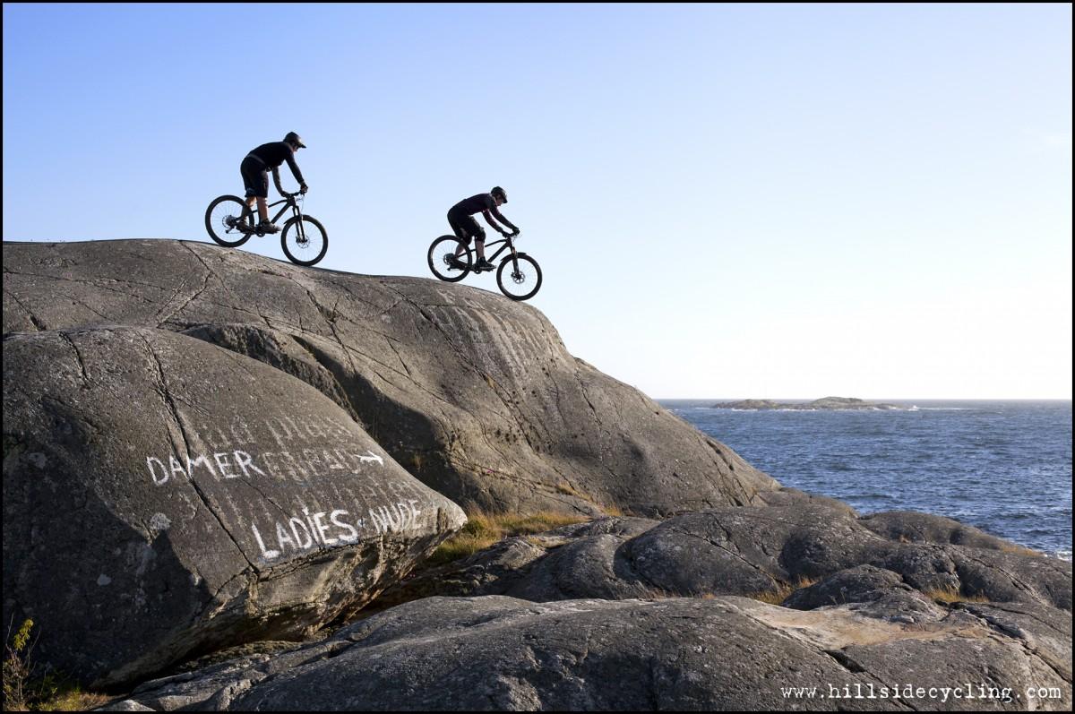 Riders: Leo Ranta, Greg Heil. Photo: Natasja Jovic.