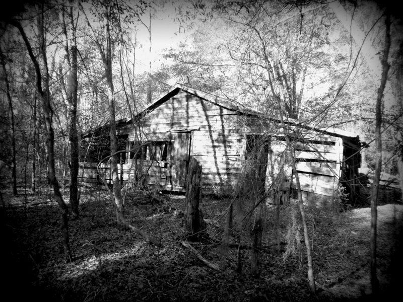 """""""Jacob's skinning shed."""" Photo: jaybird57."""